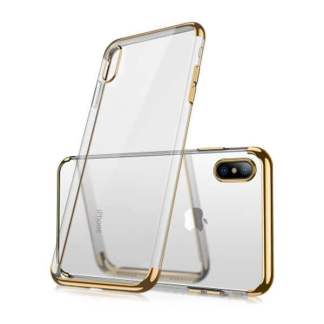 Husa silicon iPhone x, carcasa protectie spate