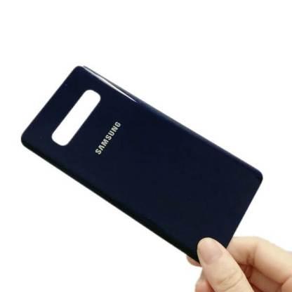 Capac spate baterie Samsung Galaxy S10e, din sticla, negru