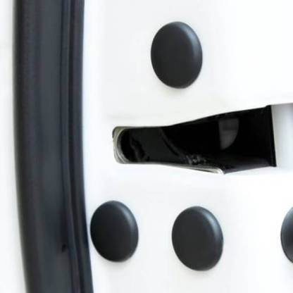 Dopuri mascare suruburi portiara auto, protectie prindere auto adeziva
