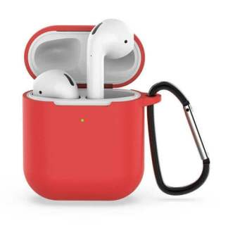 husa-protectie-silicon-apple-airpods-carcasa-suport-casti-cu-carabina-rosu