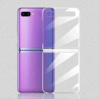 Carcasa protectie Samsung Galaxy Z Flip, husa