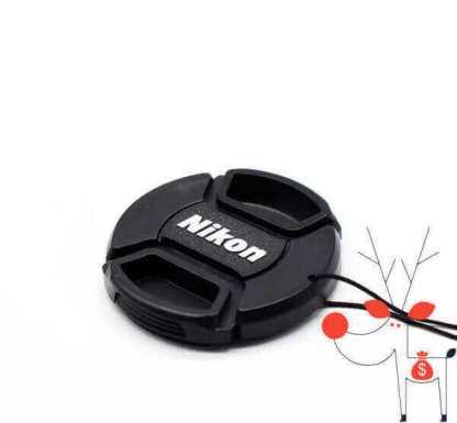 capac+frontal+protectie+obiectiv+nikon+49mm+camera+foto+dslr+diametru+lc-49mm