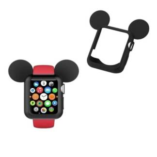 husa-protectie-apple-watch-40mm-seria-4-carcasa-silicon-ceas-model-mickey-mouse