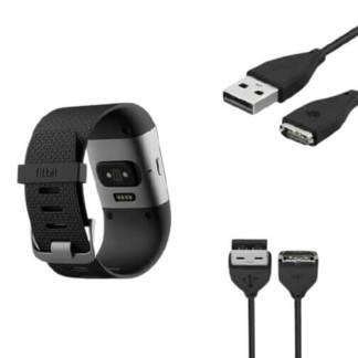 cablu-incarcare-usb-fitbit-surge-transfer-date-bratara-fitness-magnetic