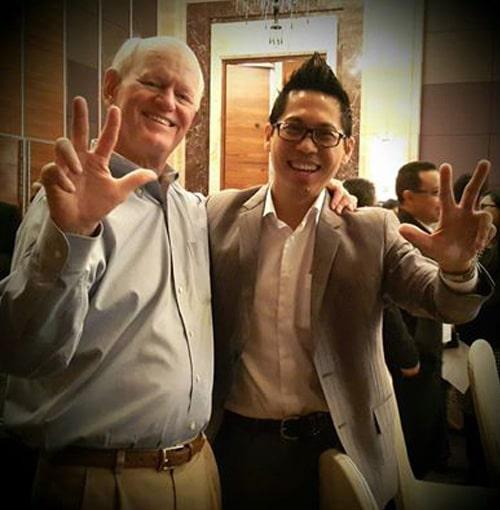 Coach Yohanes G. Pauly Dianugerahi Sertifikasi Stakeholder Centered Coaching Certification Pertama dan Satu-satunya di Indonesia pada tahun 2014 oleh Marshall Goldsmith, World's No. 1 Leadership Thinker
