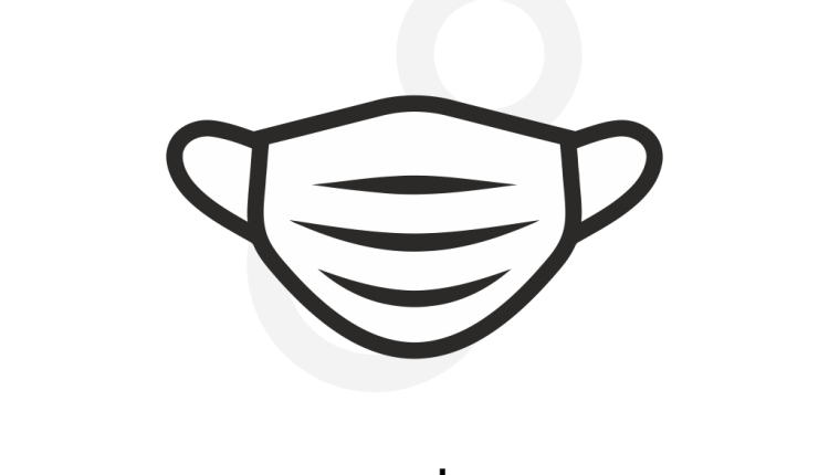 Face Mask SVG