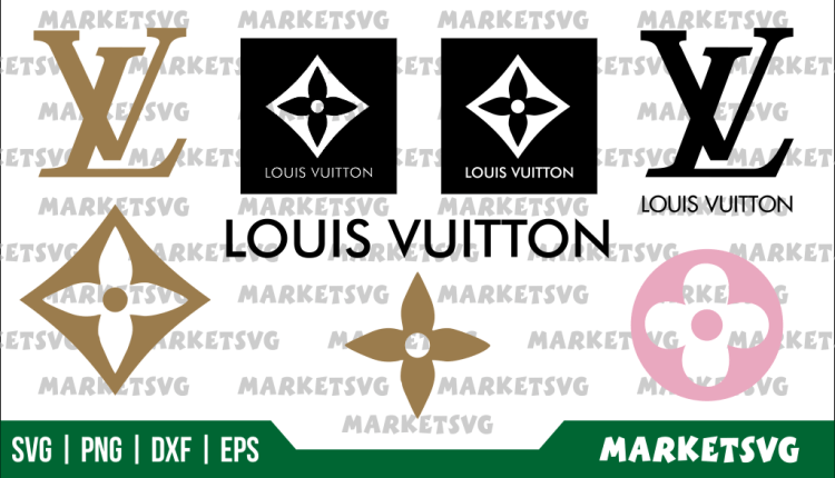 LOUIS VUITTON LOGO SVG