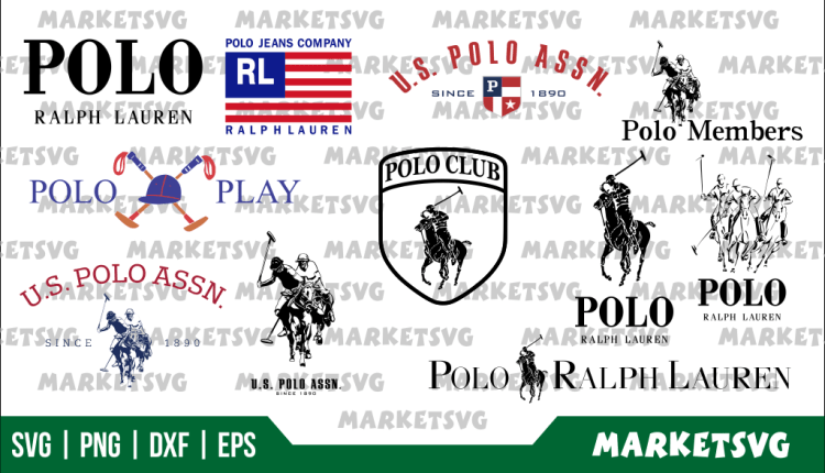 Polo Logo SVG