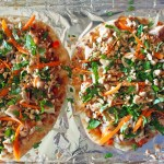 Sweet Chili Chicken Pizza
