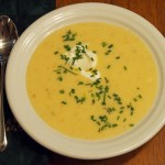 Weeknight Creamy Potato Soup