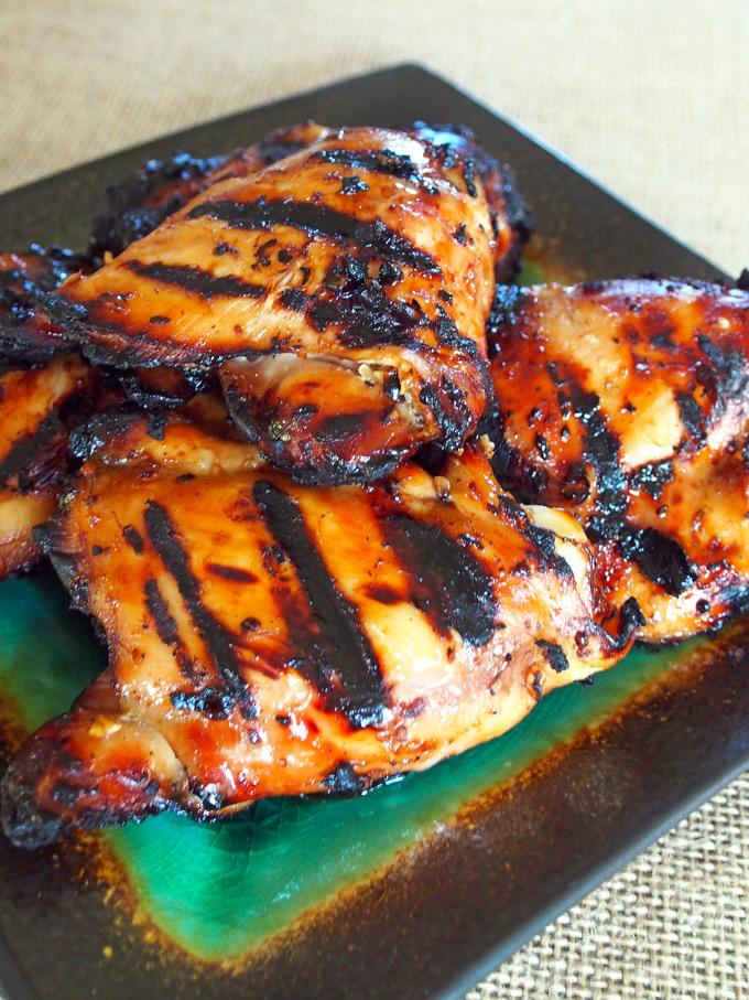 marinades for chicken Asian