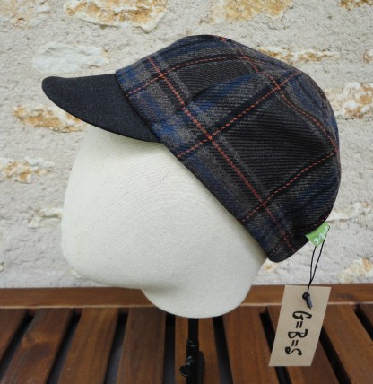 Casquette laine Gravel Scotish