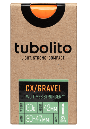Tubolito gravel 42 mm