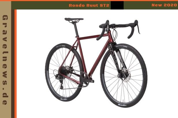 Fahrrad von der Seite
