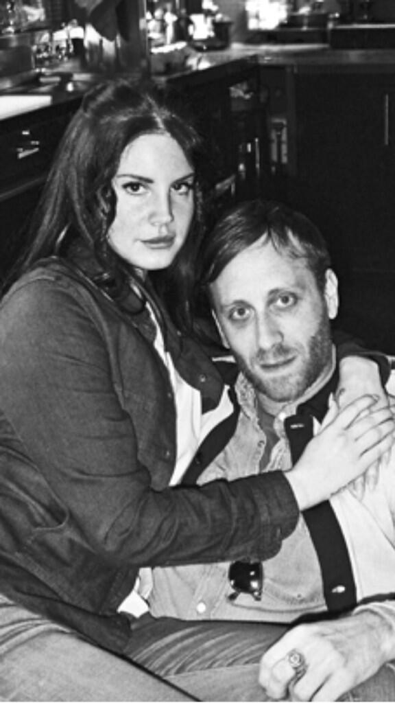 lana del rey the black keys