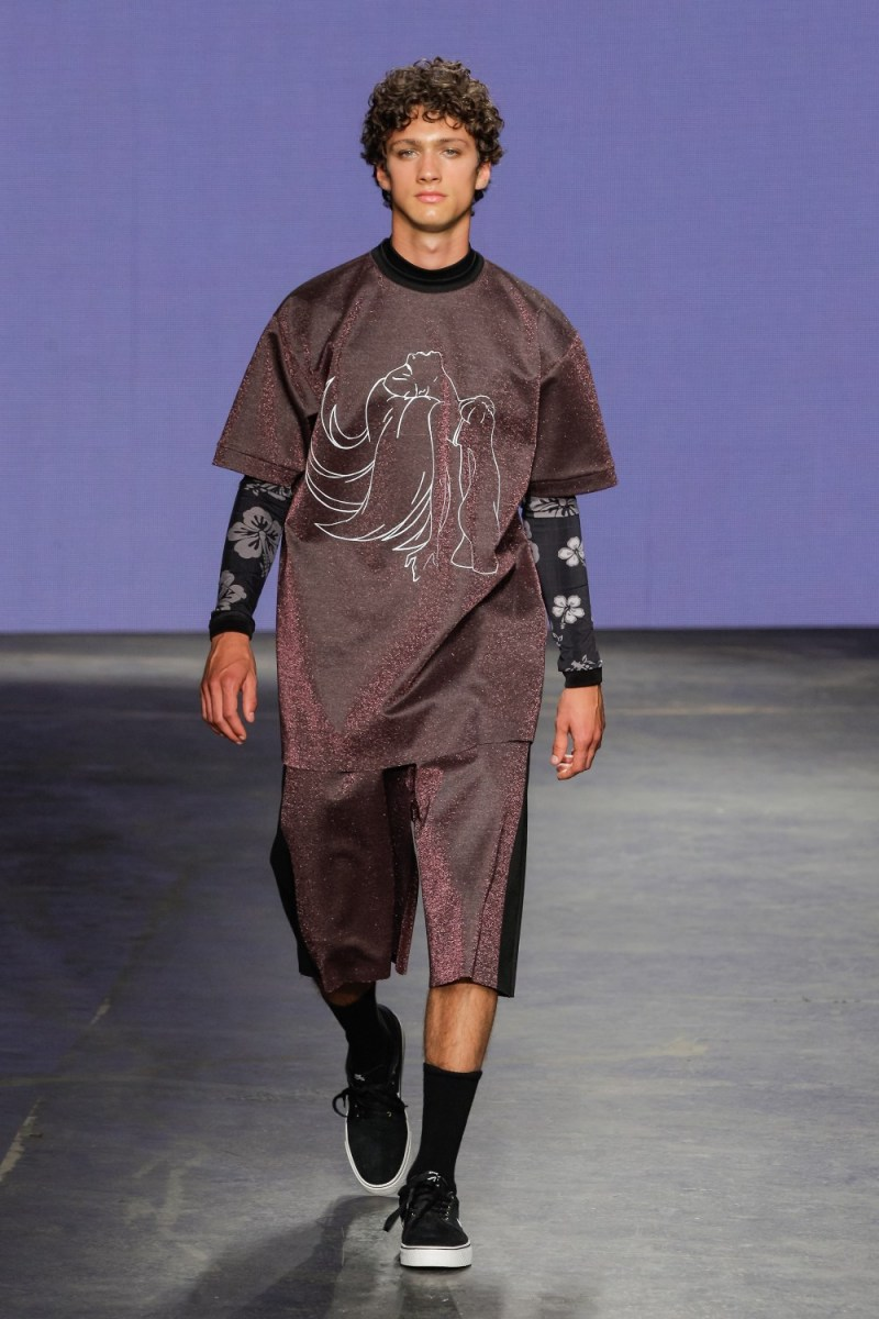 Bobby Abley SS15  London Collections Men