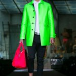 Dsquared2 Menswear S/S 2015 Young and Neon