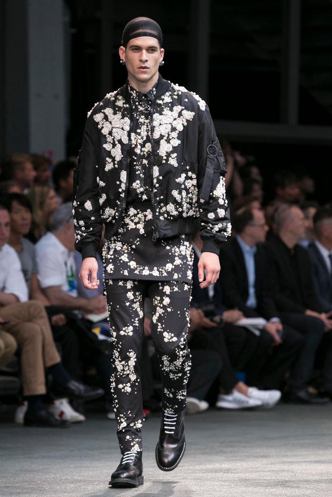 Givenchy Menswear SS15 (18)
