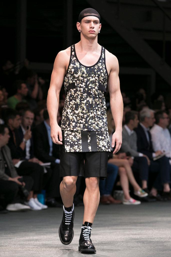 Givenchy Menswear SS15 (6)