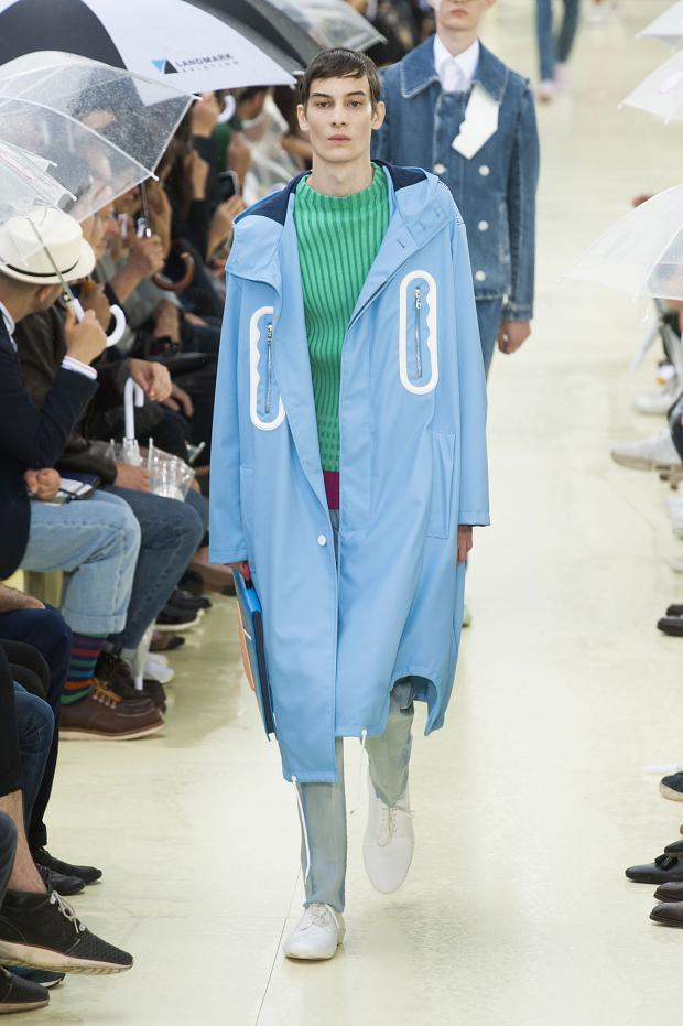 Kenzo Menswear SS 2015 (9)