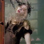 Kristen McMenamy is a Captured Mermaid for Tim Walker