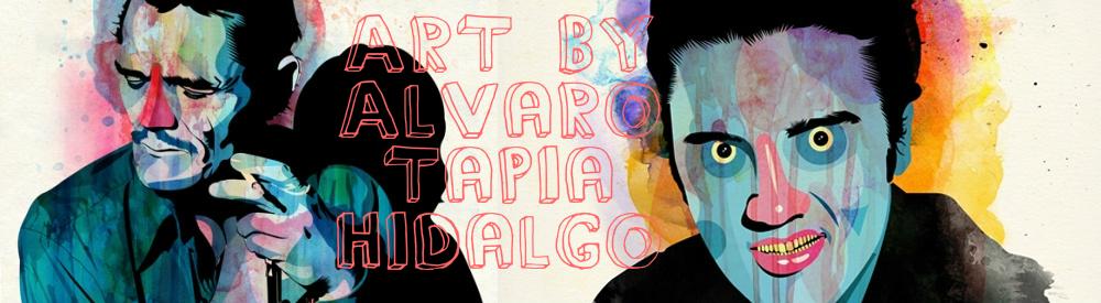 artist Alvaro Tapia Hidalgo