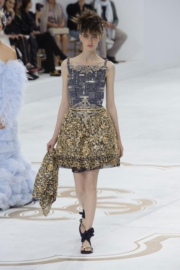 Chanel Haute Couture Fall 2014 2015