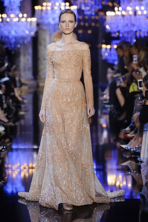 Elie Saab Haute Couture FW 2014 2015 (14)