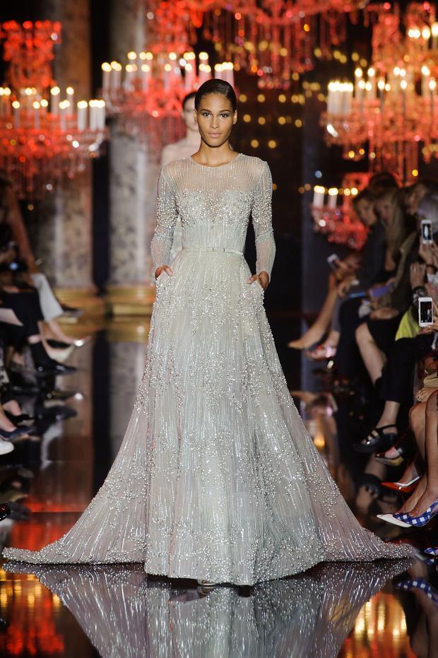 Elie Saab Haute Couture FW 2014 2015 (28)