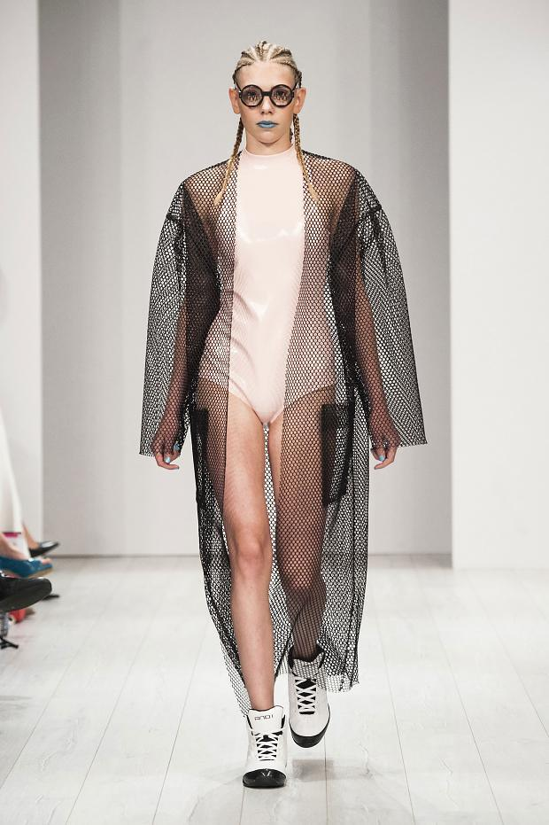 Franziska Michael Haute Couture FW 2014 Berlin Fashion Week