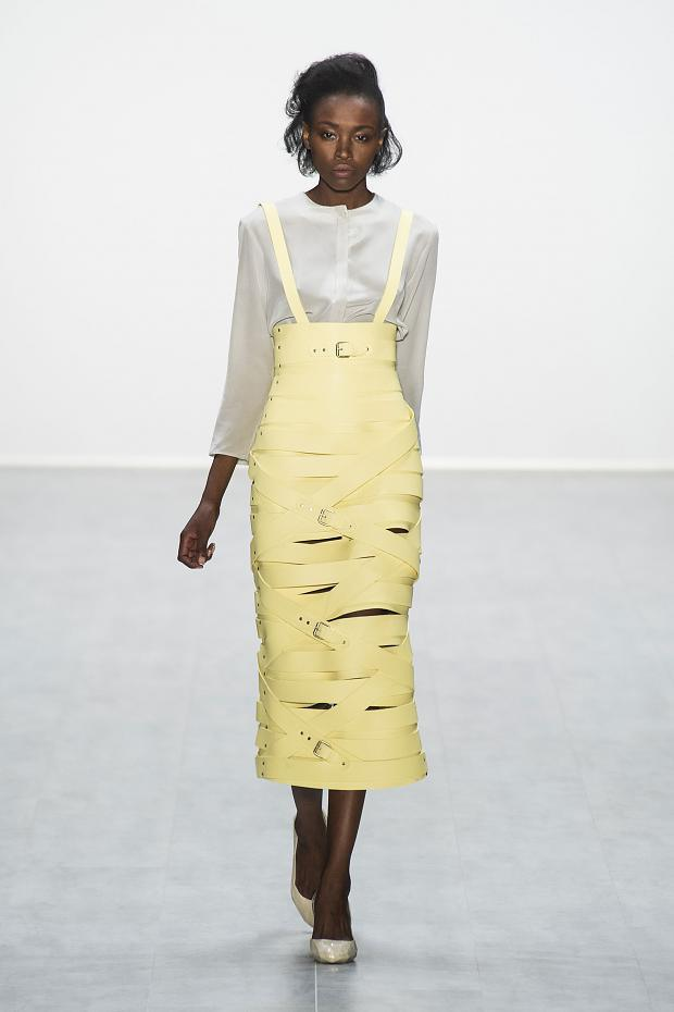 Marina Hoermanseder SS 2015 Berlin Fashion Week