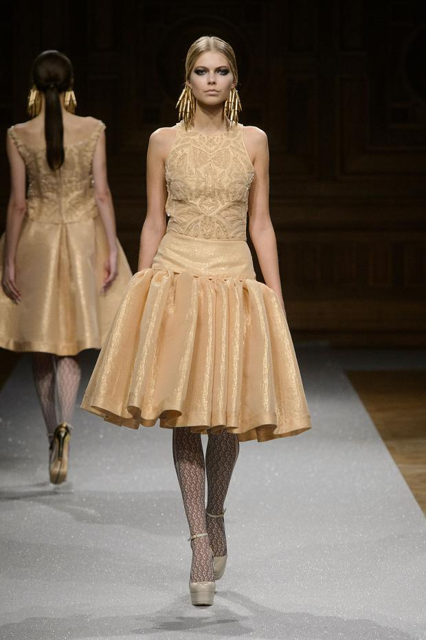 Oscar Carvallo Haute Couture FW 2014 2015
