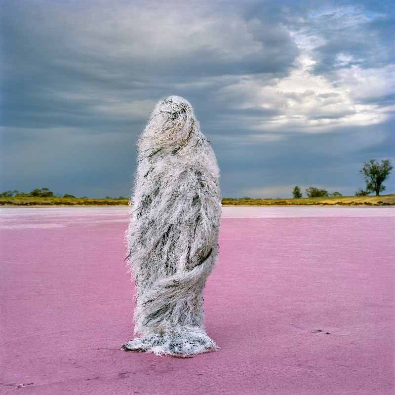 The Ghillies by artist Polixeni Papapetrou