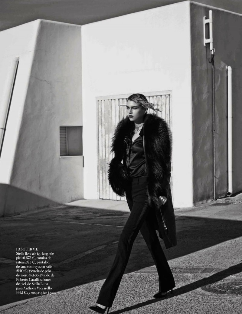 Things of a Man for VOGUE Spain by Mariano Vivavnco