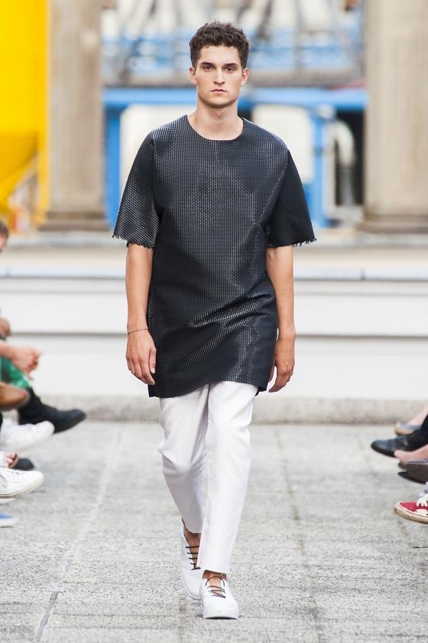 Vladimir Karaleev SS 2015 Berlin Fashion Week