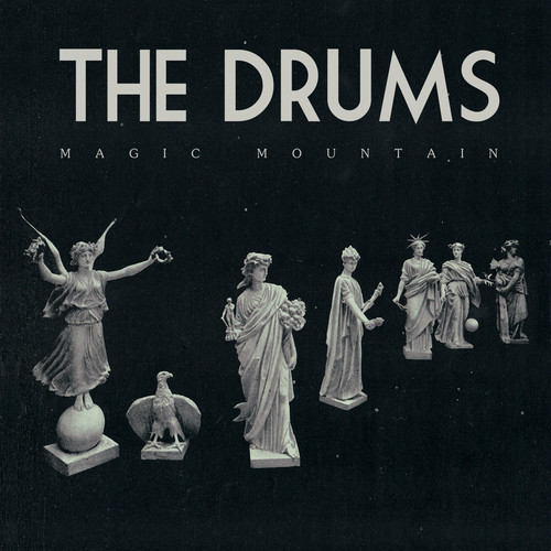 the drums magic mountain album art