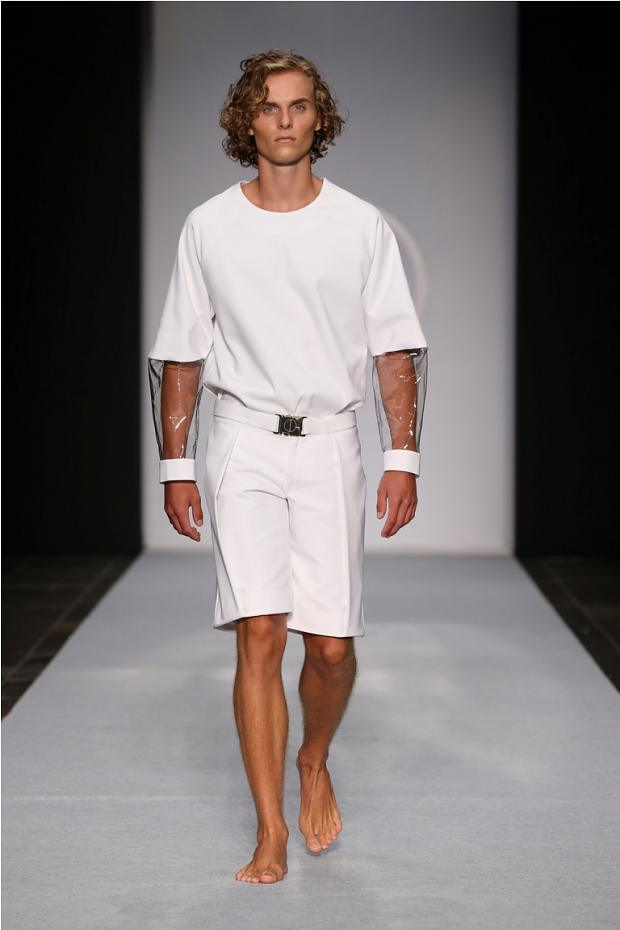 Henrik Silvius Menswear S/S 2015