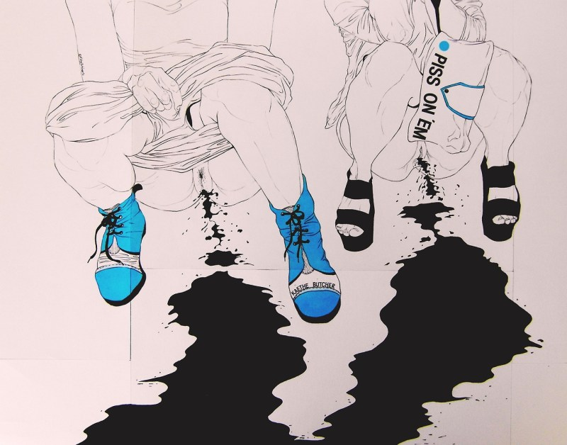 Illustrations by Kaethe Butcher