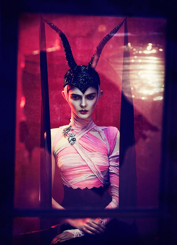 Maleficent by Elizaveta Porodina