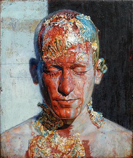 Portrait Paintings by artist Daniel Barkley