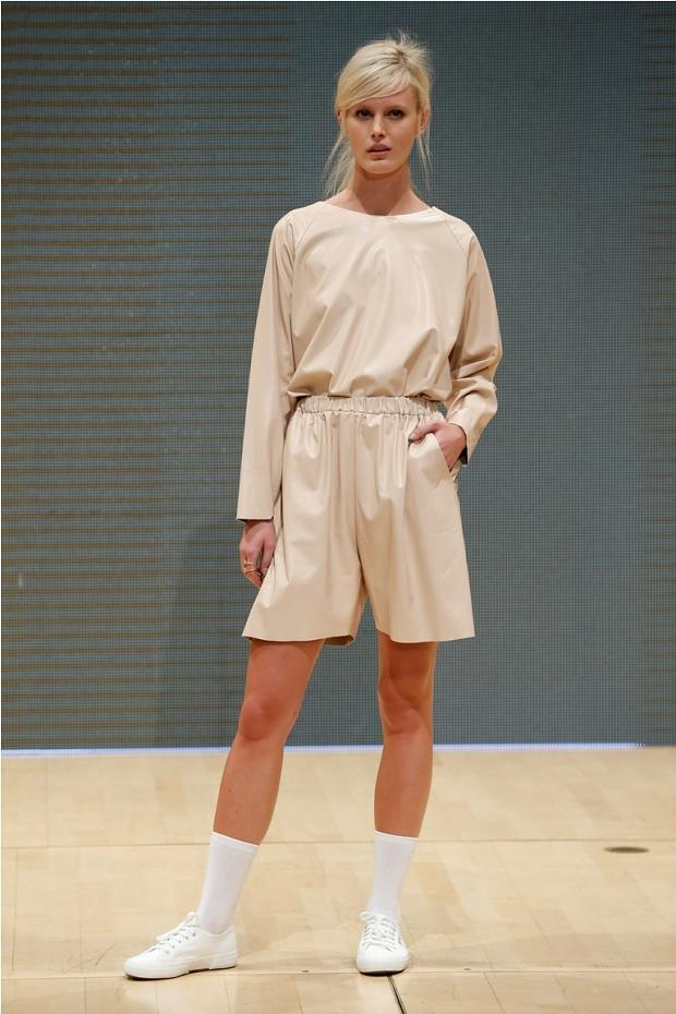 Veronica B. Vallenes SS 2015 Copenhagen Fashion Week