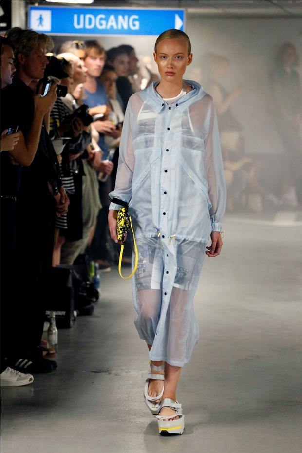 Wali Mohammed Barrech S/S 2015 Copenhagen Fashion Week