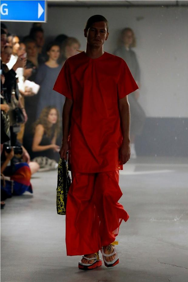 Wali Mohammed Barrech S/S 2015 Copenhagen Fashion Week