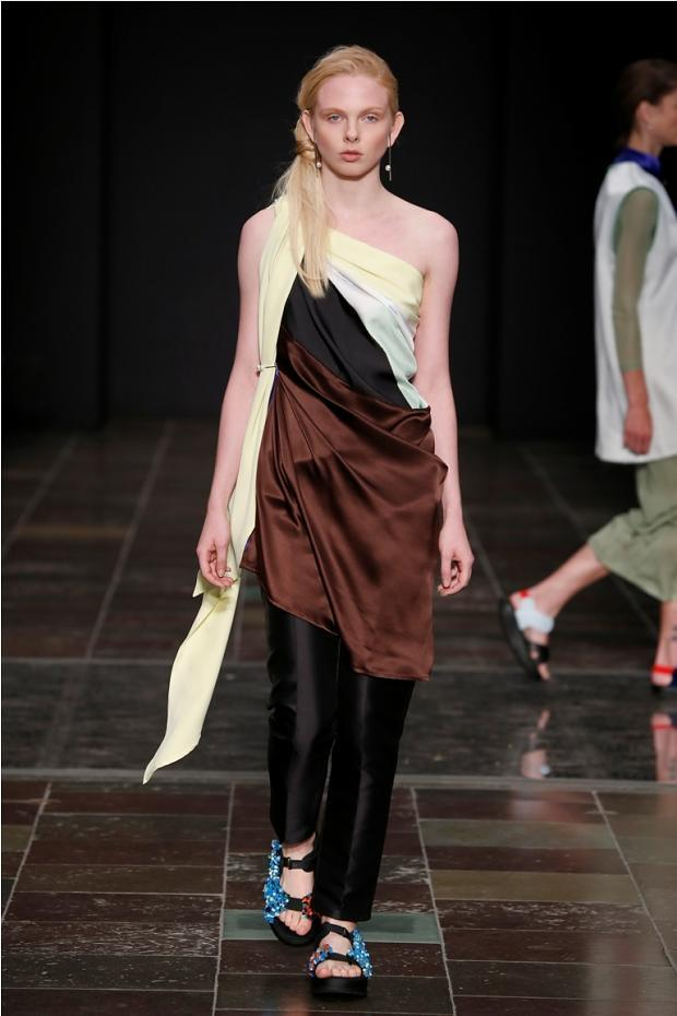 Freya Dalsjo SS 2015 Copenhagan Fashion Week