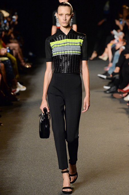 Alexander Wang Ready To Wear SS 2015 NYFW