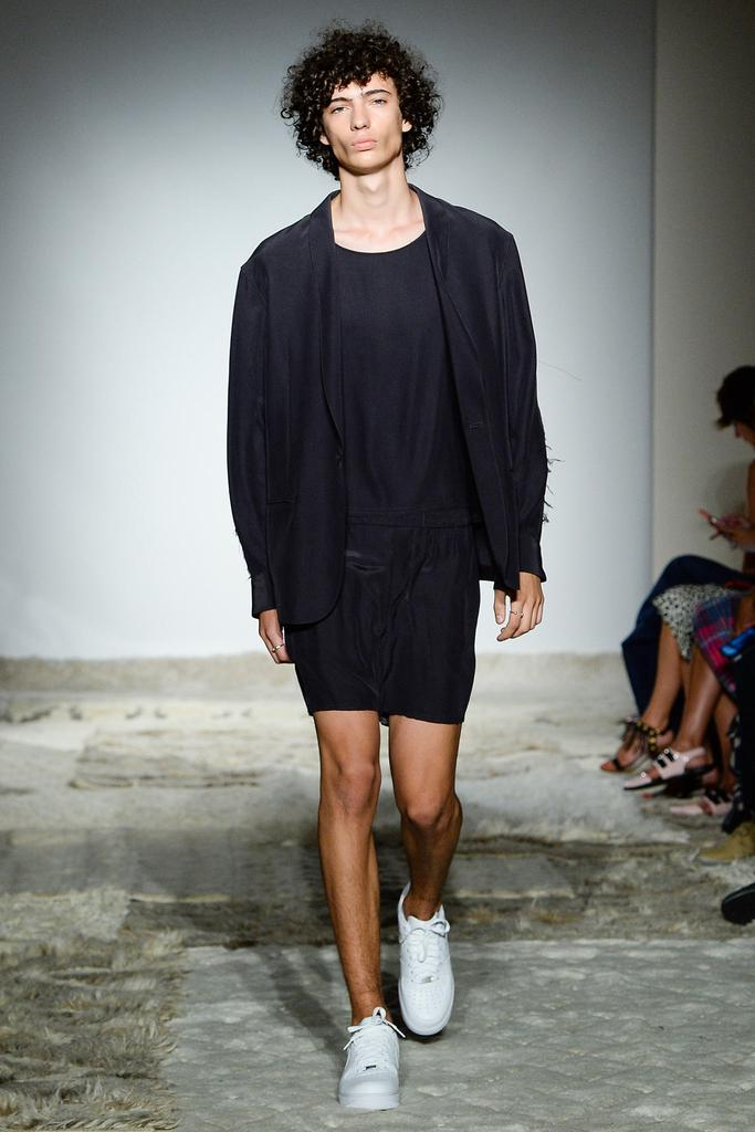 Baja East Ready To Wear SS 2015 NYFW (21)