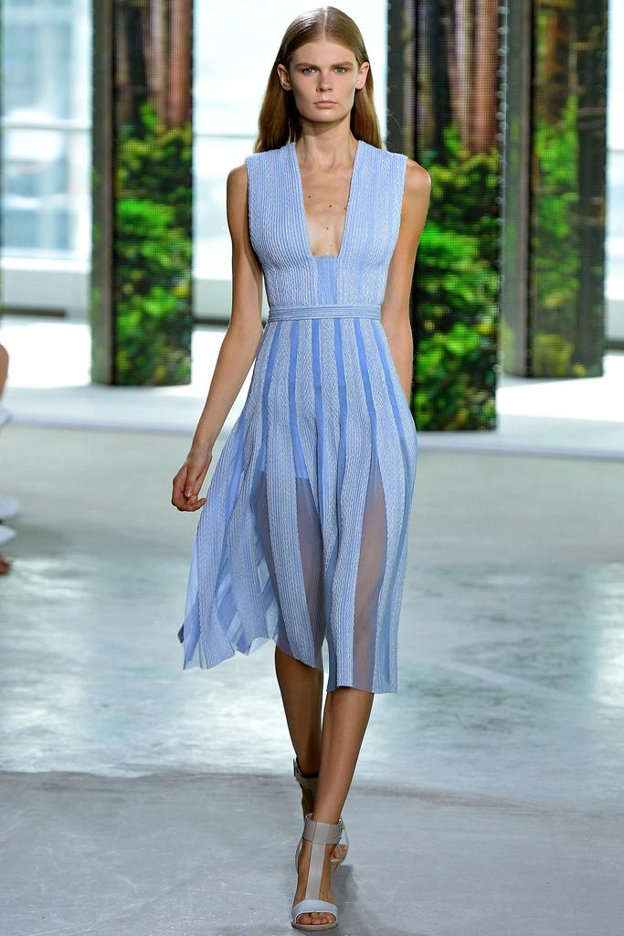 Boss Ready To Wear SS 2015 NYFW (15)