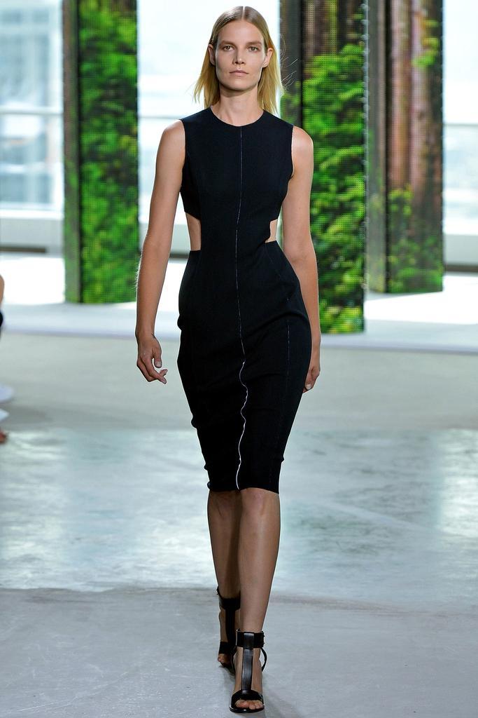 Boss Ready To Wear SS 2015 NYFW (4)