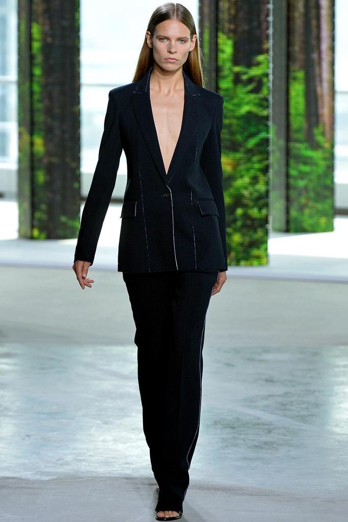Boss Ready To Wear SS 2015 NYFW (6)
