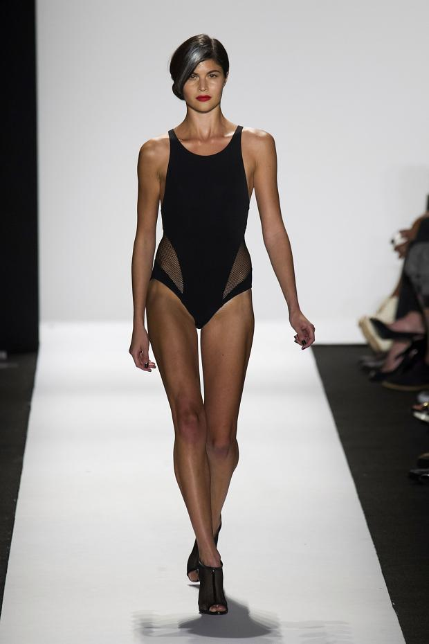 Carmen Marc Valvo Ready To Wear SS 2015 NYFW (14)
